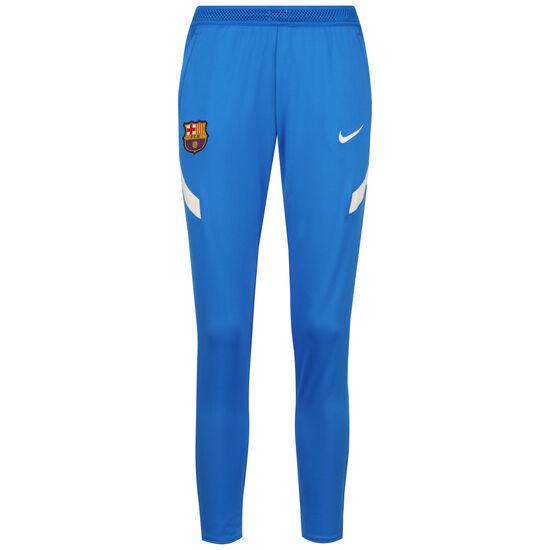 FC Barcelona Strike Trainingshose Damen, blau / weiß, zoom bei OUTFITTER Online