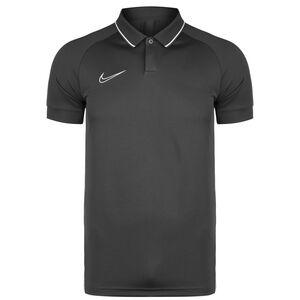 Academy 19 Poloshirt Herren, anthrazit / weiß, zoom bei OUTFITTER Online
