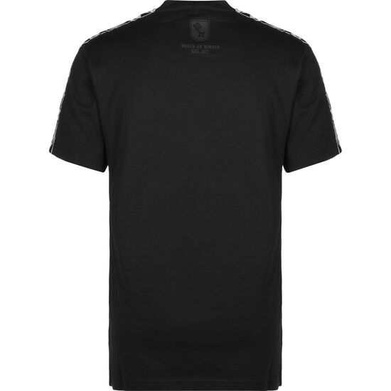 SV Werder Bremen Stealth Taped T-Shirt Herren, schwarz, zoom bei OUTFITTER Online