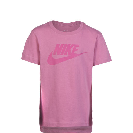 Basic Futura T-Shirt Kinder, rosa / pink, zoom bei OUTFITTER Online