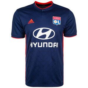 Olympique Lyon Trikot Away 2018/2019 Herren, Blau, zoom bei OUTFITTER Online