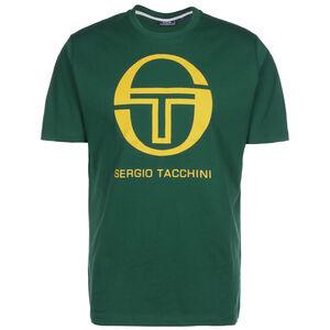 Iberis T-Shirt Herren, grün / gelb, zoom bei OUTFITTER Online