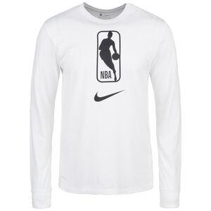 NBA Team 31 Dry Trainingsshirt Herren, weiß, zoom bei OUTFITTER Online