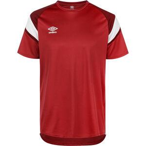 Training Jersey Trainingsshirt Herren, rot / weiß, zoom bei OUTFITTER Online
