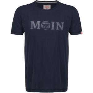 Moin VW Bulli T-Shirt Herren, dunkelblau, zoom bei OUTFITTER Online