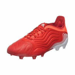 Copa Sense.1 FG Fußballschuh Kinder, rot / weiß, zoom bei OUTFITTER Online
