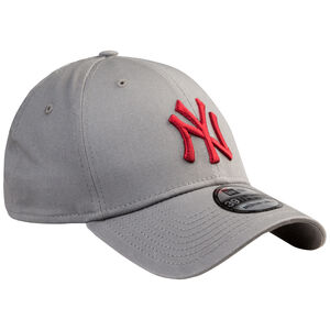 39Thirty MLB League Essential New York Yankees Cap, grau / rot, zoom bei OUTFITTER Online