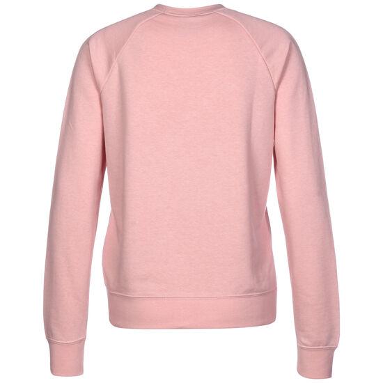 Essential Fleece Sweatshirt Damen, rosa / weiß, zoom bei OUTFITTER Online