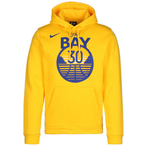 NBA Golden State Warriors Stephen Curry Kapuzenpullover Herren, gelb / blau, zoom bei OUTFITTER Online