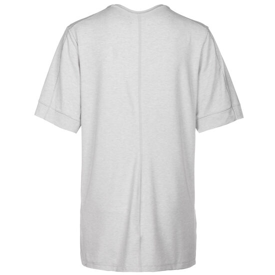 Dry Yoga Trainingsshirt Herren, hellgrau, zoom bei OUTFITTER Online