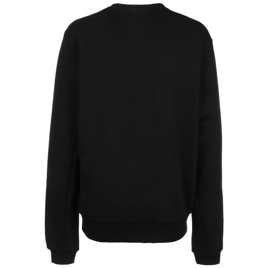 Must Have Badge Of Sport Crew Fleece Sweatshirt Herren, schwarz / weiß, zoom bei OUTFITTER Online
