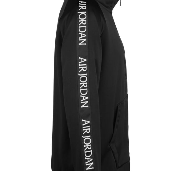 Jordan Classic Tricot Jacke Herren, schwarz / weiß, zoom bei OUTFITTER Online