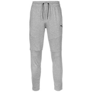 Tapered Knit Trainingshose Herren, grau, zoom bei OUTFITTER Online
