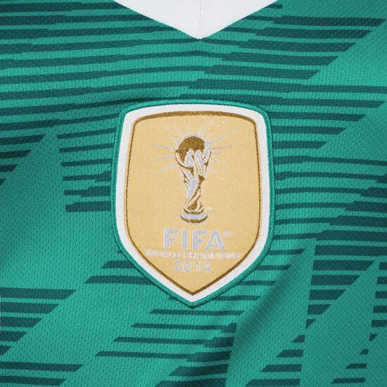 DFB Trikot Away WM 2018 Damen, Grün, zoom bei OUTFITTER Online
