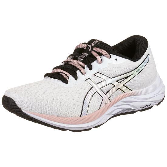 Gel-Excite 7 Laufschuh Damen, weiß / schwarz, zoom bei OUTFITTER Online