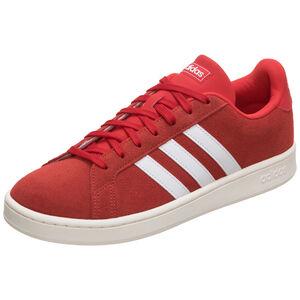 Grand Court Sneaker Herren, rot / weiß, zoom bei OUTFITTER Online