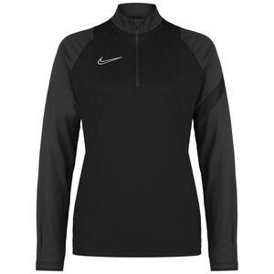 Academy Pro Trainingspullover Damen, schwarz / weiß, zoom bei OUTFITTER Online