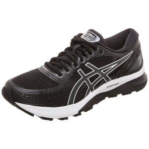 Gel-Nimbus 21 Laufschuh Herren, schwarz / weiß, zoom bei OUTFITTER Online