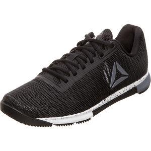 CrossFit Speed TR Flexweave Trainingsschuh Damen, schwarz / grau, zoom bei OUTFITTER Online