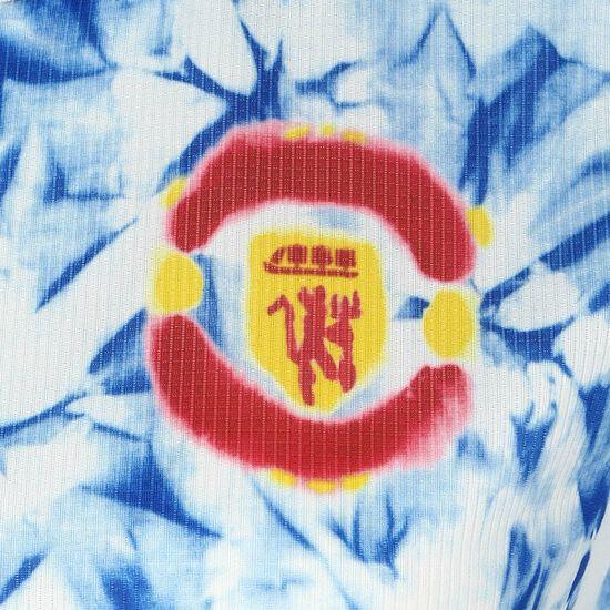 Manchester United Human Race FC Trikot Damen, weiß / blau, zoom bei OUTFITTER Online