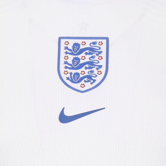 England Trikot Home Vapor Match EM 2021 Herren, weiß / blau, zoom bei OUTFITTER Online
