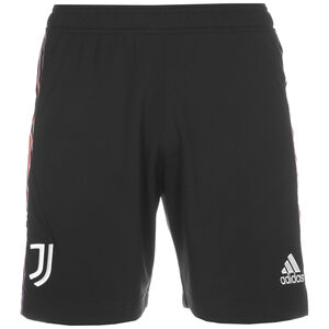 Juventus Turin Shorts Away 2021/2022 Herren, schwarz / pink, zoom bei OUTFITTER Online