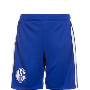 FC Schalke 04 Short Away 2017/2018 Kinder, Blau, zoom bei OUTFITTER Online