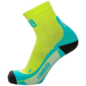 Short Socks Kompressionssocken Herren, Grün, zoom bei OUTFITTER Online