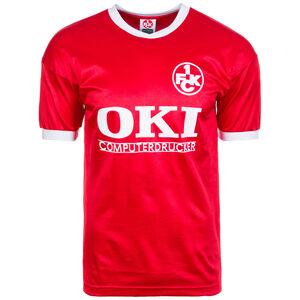 1. FC Kaiserslautern Trikot Home 1990/1991 Herren, Rot, zoom bei OUTFITTER Online