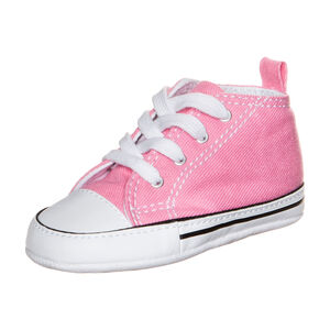 Chuck Taylor First Star High Sneaker Kleinkinder, Pink, zoom bei OUTFITTER Online