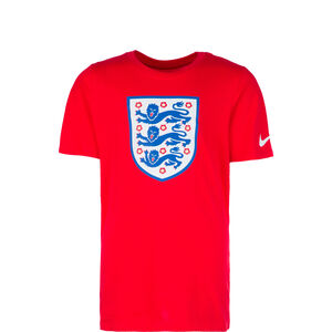 England T-Shirt WM 2018 Kinder, Rot, zoom bei OUTFITTER Online