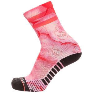 Athletic Fusion Zanzibar Crew Socken Damen, Pink, zoom bei OUTFITTER Online