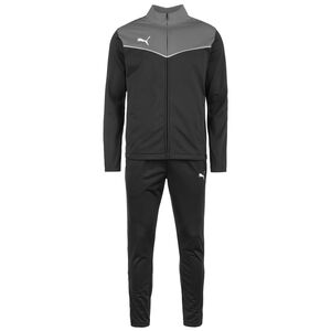 IndividualRISE Trainingsanzug Herren, schwarz / dunkelgrau, zoom bei OUTFITTER Online