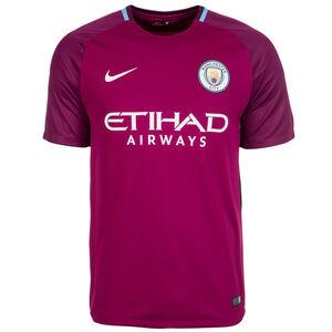 Manchester City Stadium Trikot Away 2017/2018 Herren, Lila, zoom bei OUTFITTER Online