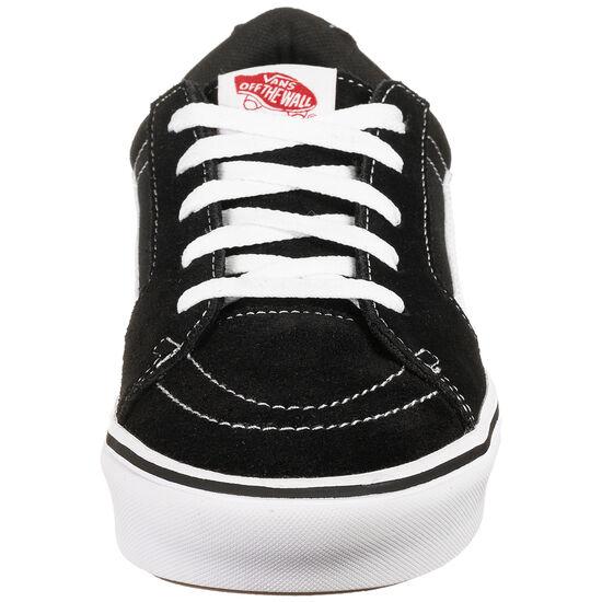 Old Skool ComfyCush Sneaker, schwarz / weiß, zoom bei OUTFITTER Online