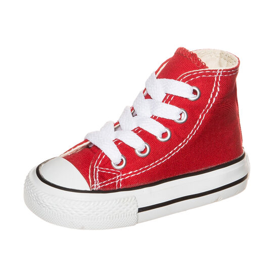 Chuck Taylor All Star High Sneaker Kleinkinder, Rot, zoom bei OUTFITTER Online