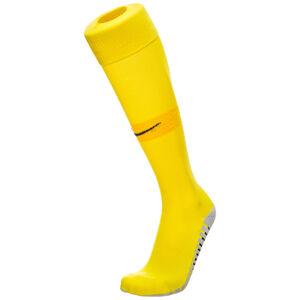 Team MatchFit Over-the-Calf Sockenstutzen, gelb / schwarz, zoom bei OUTFITTER Online