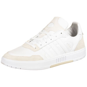 Courtmaster Sneaker Herren, weiß / beige, zoom bei OUTFITTER Online