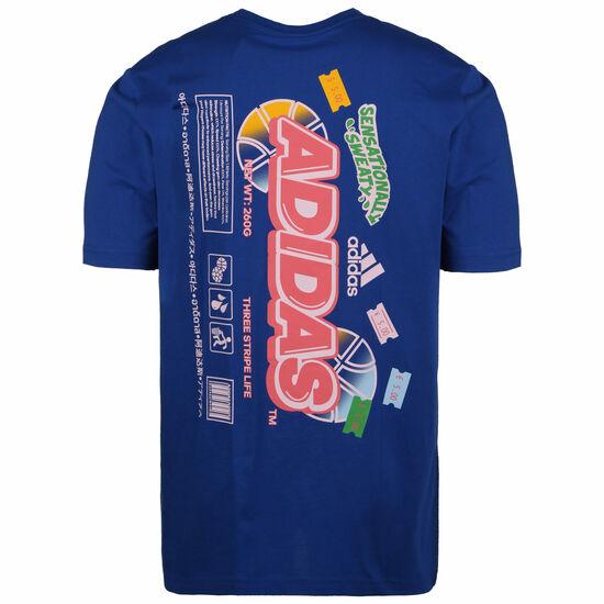 Snack GPX T-Shirt Herren, blau, zoom bei OUTFITTER Online