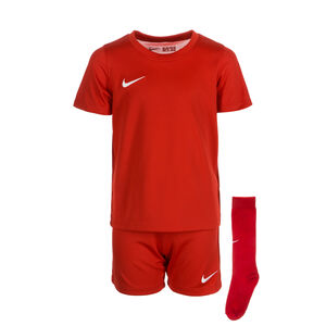 Dry Park Trikot Set Kleinkinder, rot, zoom bei OUTFITTER Online