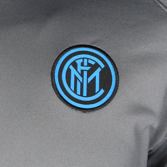 Inter Mailand Strike Trainingsanzug Herren, grau / schwarz, zoom bei OUTFITTER Online