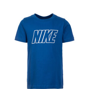 Sportswear Therma T-Shirt Kinder, blau / weiß, zoom bei OUTFITTER Online