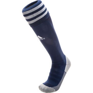 Adi Sock 18 Sockenstutzen, dunkelblau / weiß, zoom bei OUTFITTER Online