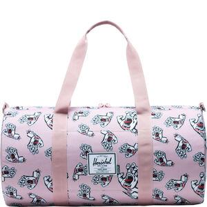 Sutton Mid-Volume Duffel Tasche, rosa, zoom bei OUTFITTER Online