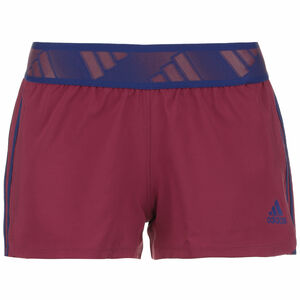 Pacer Adlife Laufshorts Damen, rot / blau, zoom bei OUTFITTER Online