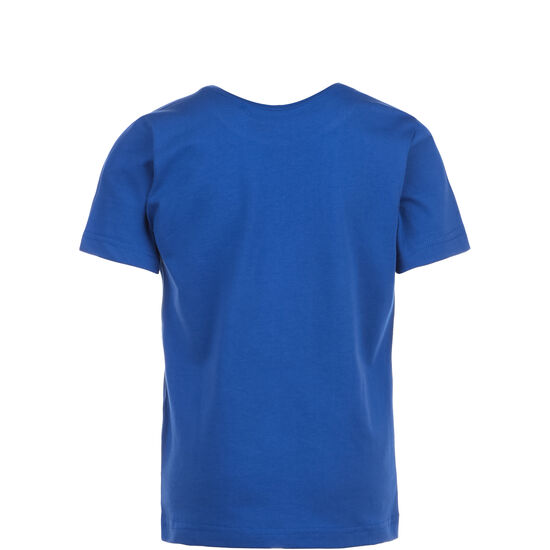 Must Have Badge of Sport T-Shirt Kinder, blau / weiß, zoom bei OUTFITTER Online
