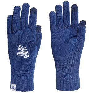 Real Madrid Handschuh, blau / weiß, zoom bei OUTFITTER Online