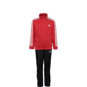 Tiro 19 Trainingsanzug Kinder, rot / weiß, zoom bei OUTFITTER Online
