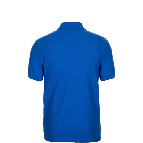 Core Poloshirt Kinder, blau / weiß, zoom bei OUTFITTER Online