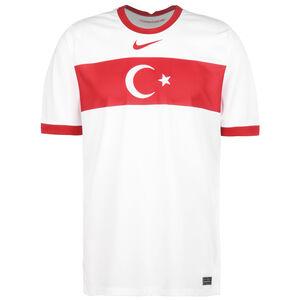 Türkei Trikot Home Stadium EM 2021 Herren, weiß / rot, zoom bei OUTFITTER Online